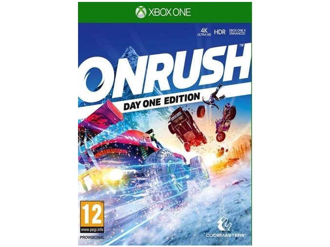 Xbox One Onrush Day One Edition