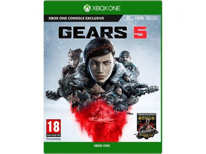 Xbox One Gears 5