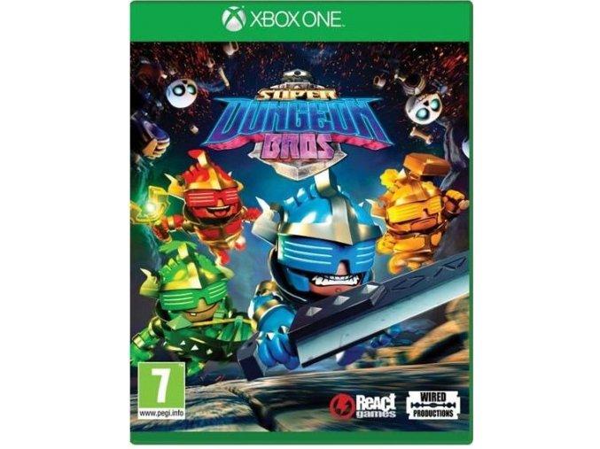 Xbox One Super Dungeon Bros