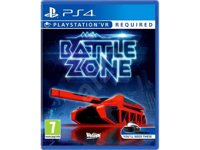 PS4 Battlezone (PlayStation VR)