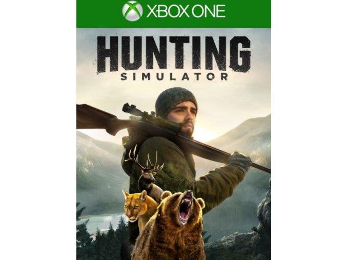 Xbox One Hunting Simulator