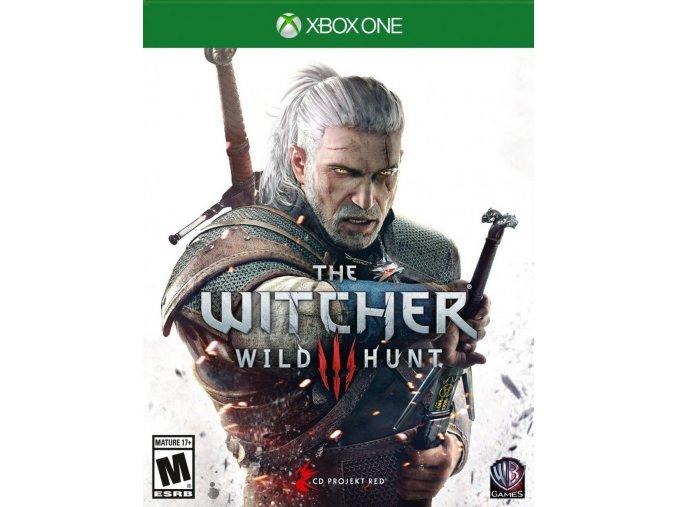 Xbox One Zaklínač 3: Divoký hon