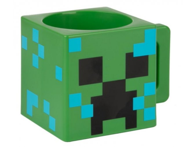 Hrnek Minecraft Electrified Creeper