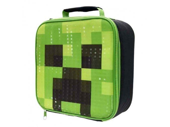 Box na svačinu Minecraft Creeper