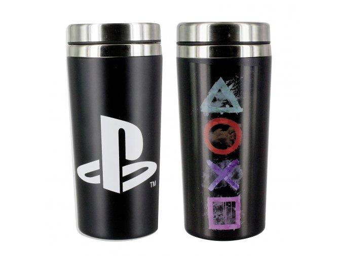 Cestovní hrnek Sony PlayStation