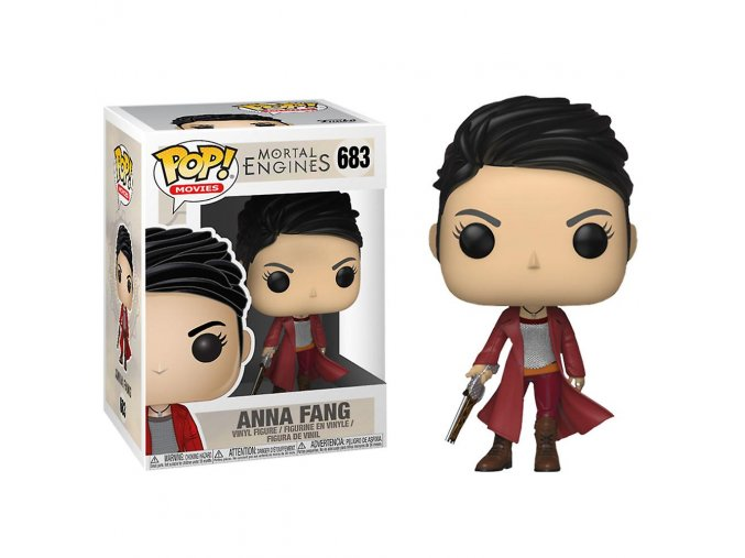 Funko POP Movies Mortal Engines - Anna Fang