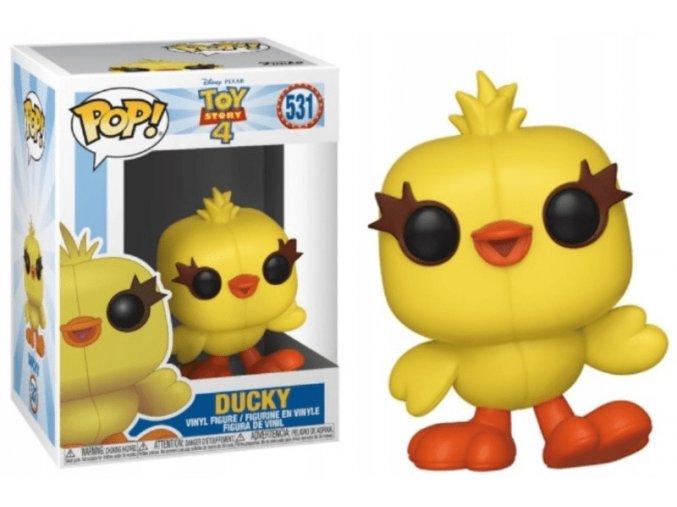 Funko POP Toy story - Ducky