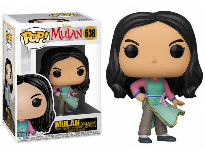 Funko POP Disney Mulan - Villager Mulan