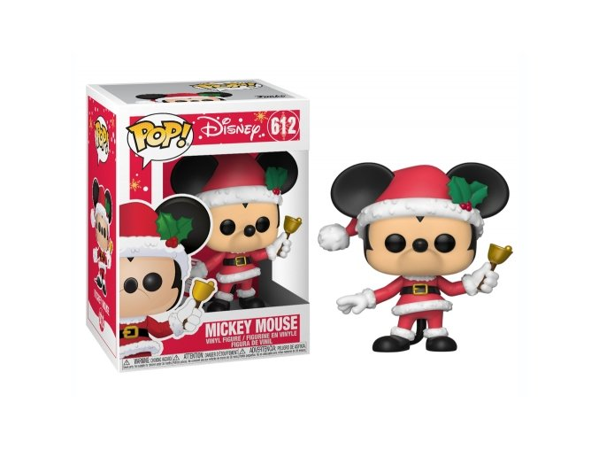 Funko POP Disney Holiday Mickey Mouse