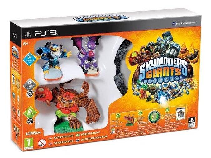 PS3 Skylanders Giants - Starter Pack