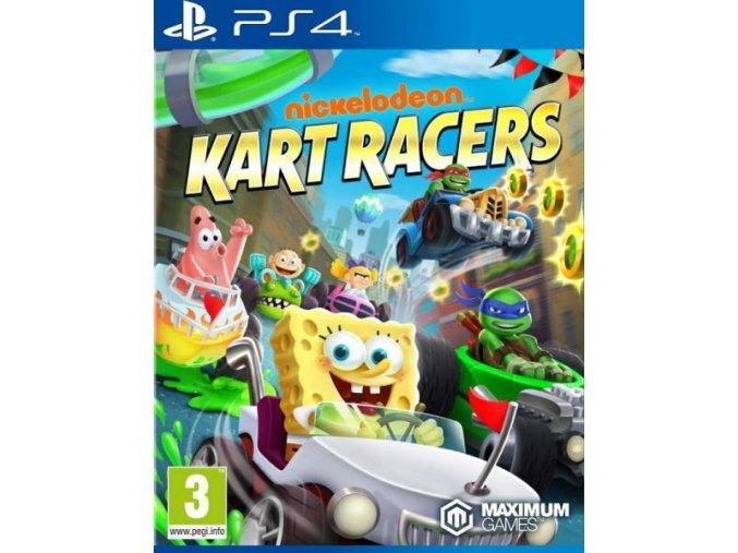 PS4 Nickelodeon Kart Racers