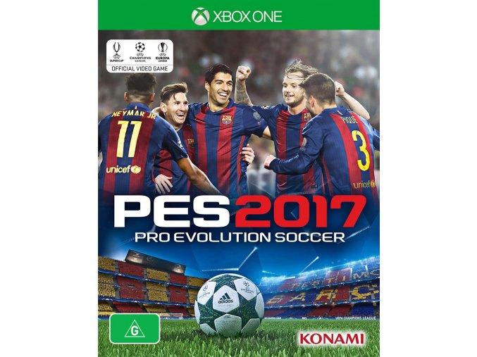 Xbox One Pro Evolution Soccer 2017