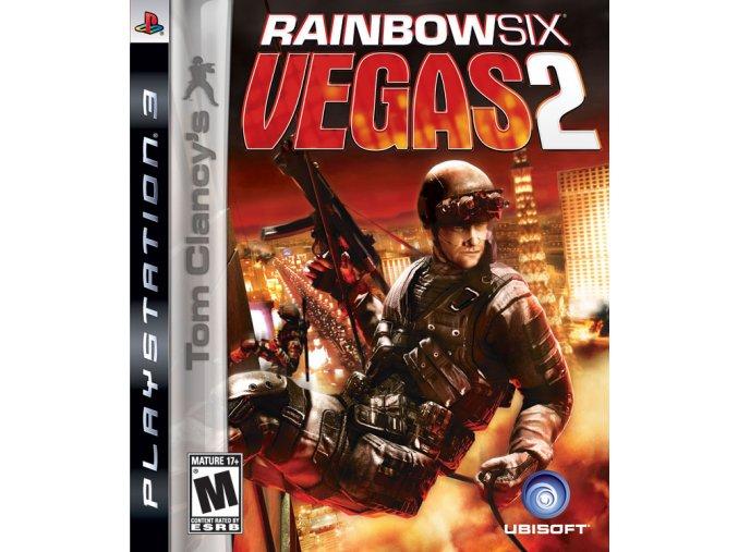 PS3 Tom Clancy's Rainbow Six: Vegas 2