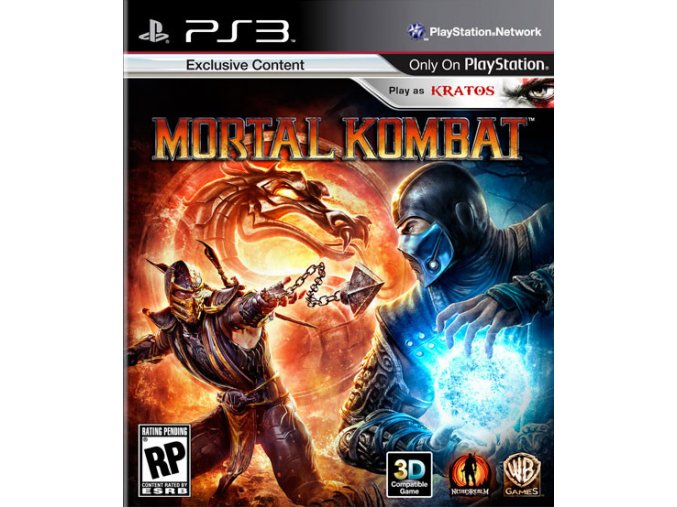 PS3 Mortal Kombat 9
