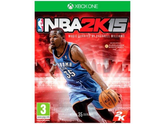 Xbox One NBA 2K15