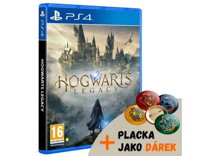 PS4 Hogwarts Legacy
