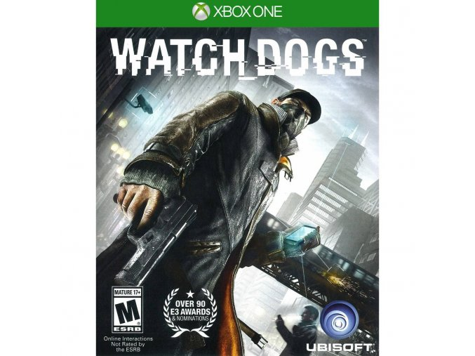 Xbox One Watch Dogs CZ