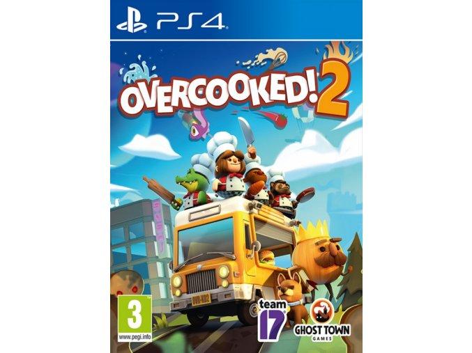 PS4 Overcooked! 2