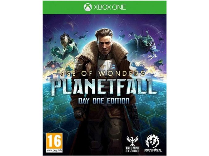 Xbox One Age of Wonders Planetfall - Day One Edition