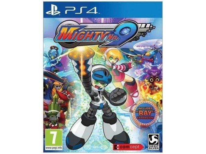 PS4 Mighty No.9