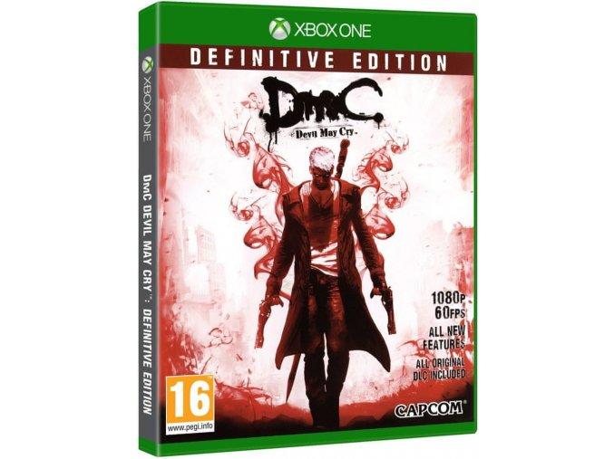 Xbox One DmC: Devil May Cry (Definitive Edition)
