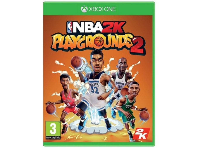 Xbox One NBA - 2K Playgrounds 2