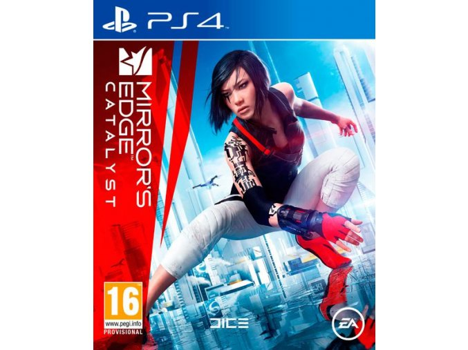PS4 Mirrors Edge: Catalyst