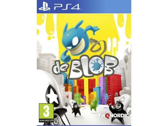 PS4 de Blob