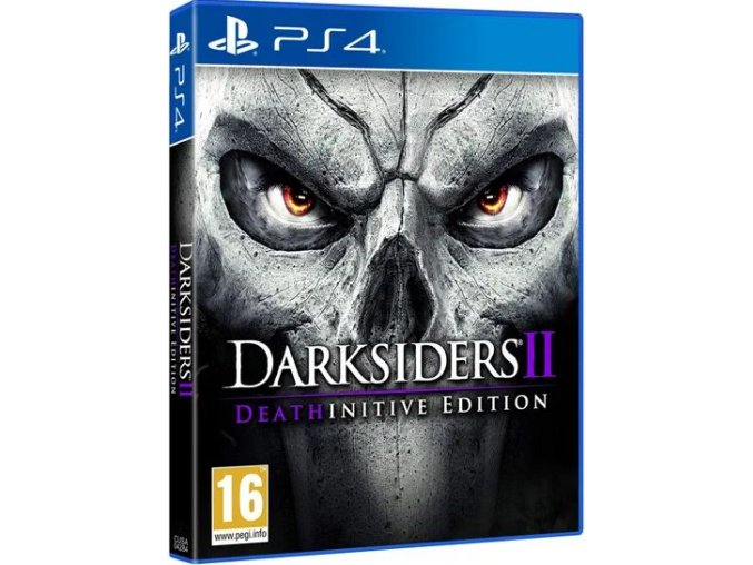 PS4 Darksiders 2 Deathinitive Edition