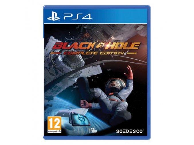 PS4 BlackHole Complete Edition