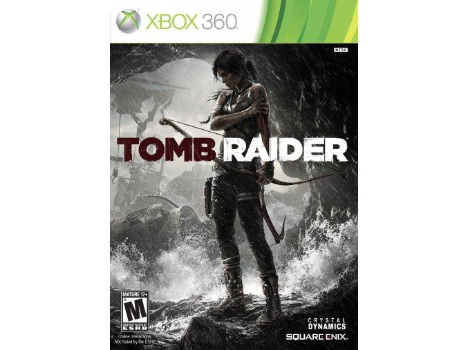 Xbox 360 Tomb Raider (Combat Edition)