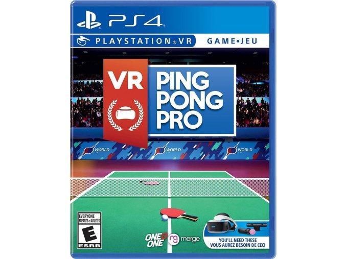 PS4 Ping Pong Pro VR