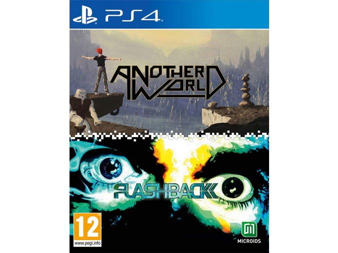 PS4 Another World and Flashback Compilation