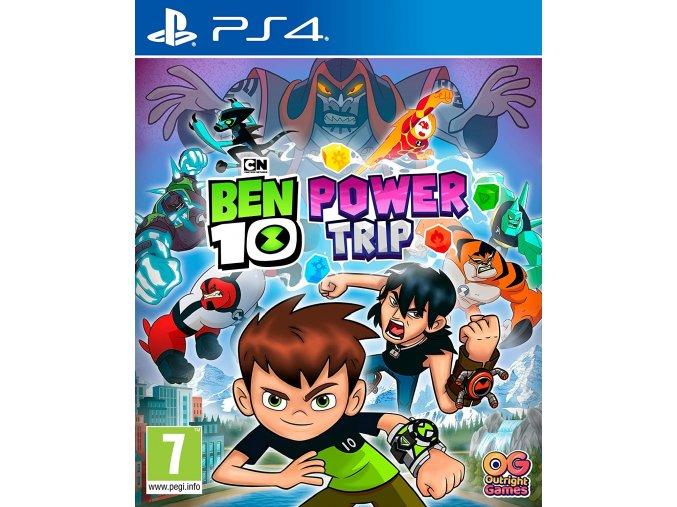 PS4 Ben 10: Power Trip
