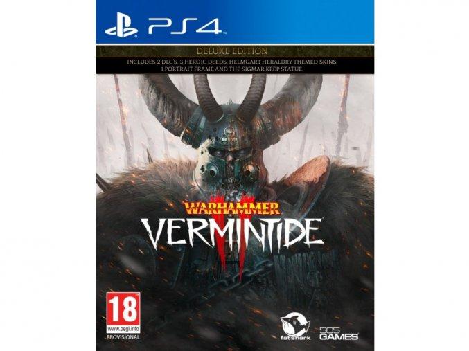 PS4 Warhammer - Vermintide 2