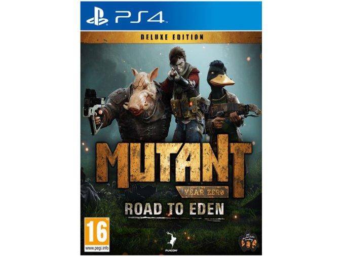 PS4 Mutant Year Zero : Road to Eden