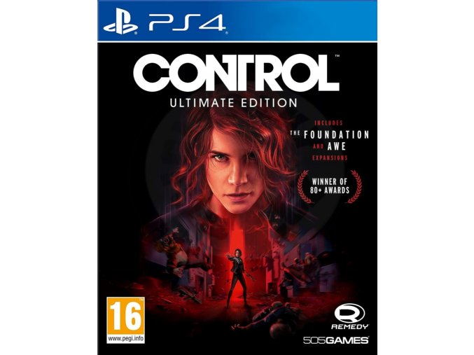 PS4 Control Ultimate Edition