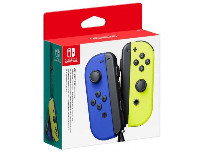 Nintendo Switch Joy-Con Pair Neon Blue/Neon Yellow