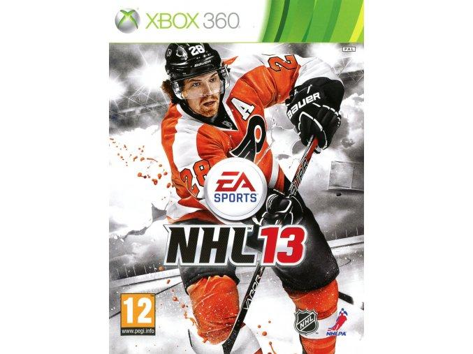 Xbox 360 NHL 13