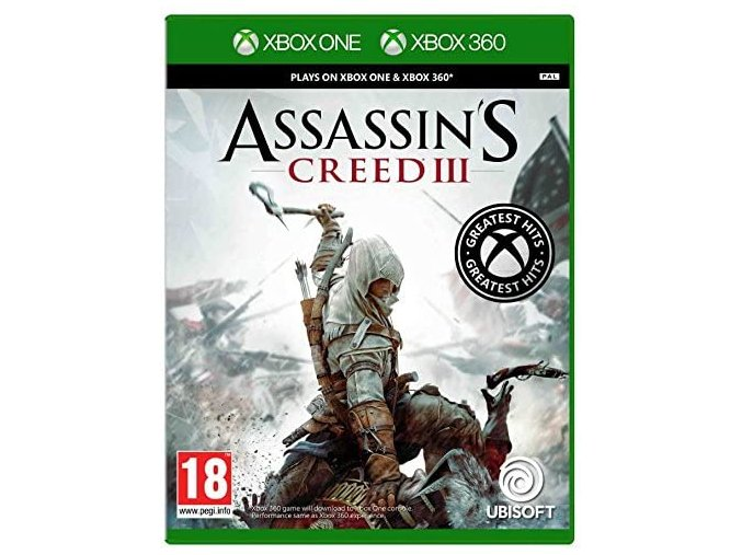 Xbox One Assassin's Creed 3