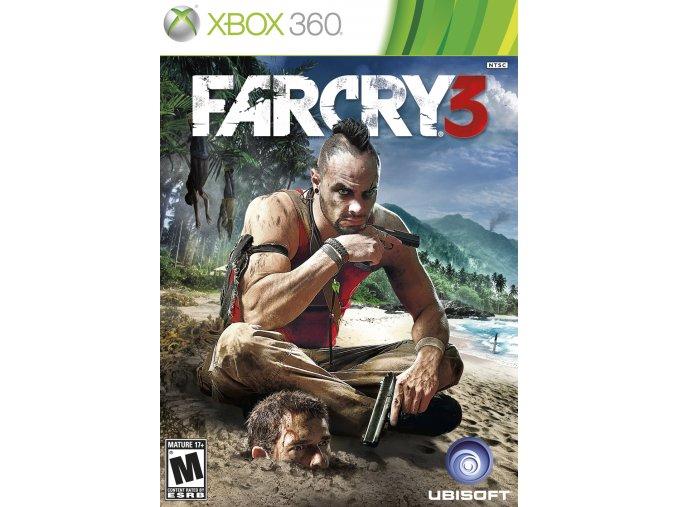 X360/XONE Far Cry 3