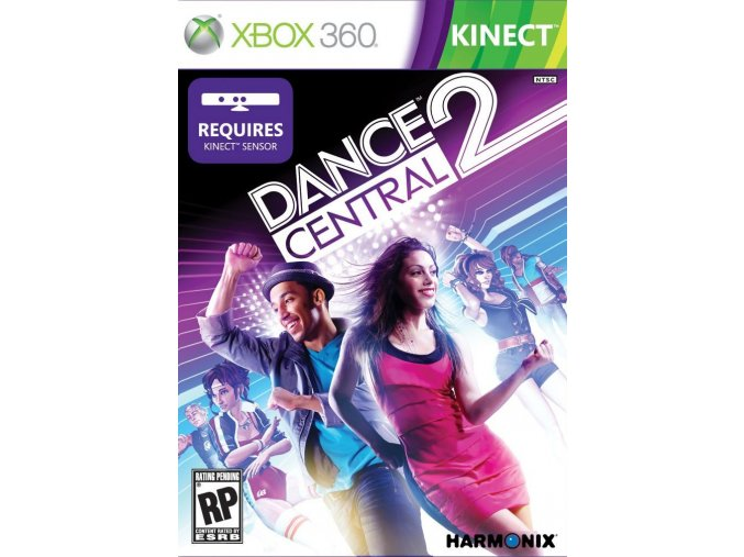 Xbox 360 Dance Central 2 (Kinect)
