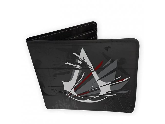 Peněženka Assassin's Creed - Crest (vinylová)