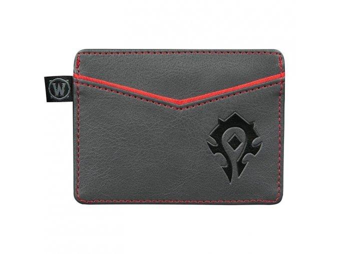 Peněženka na karty World of Warcraft - Horde