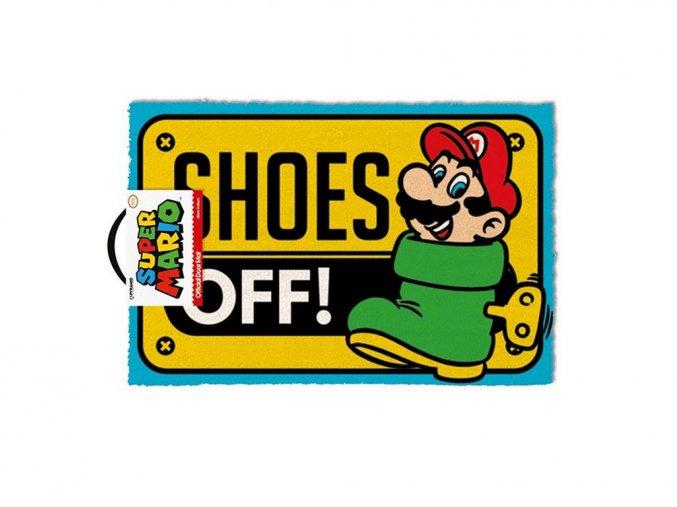 Rohožka Super Mario