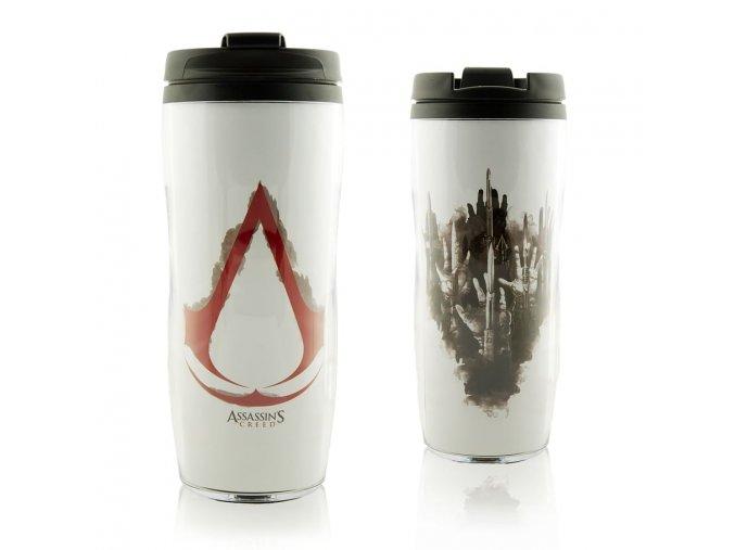 Cestovní hrnek Assassin's Creed - Logo