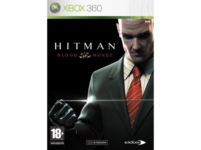 Xbox 360 Hitman Blood Money