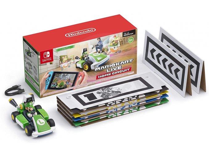 Mario Kart Live Home Circuit - Luigi Nintendo Switch