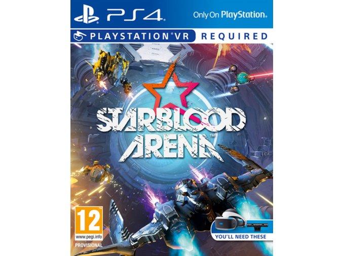 PS4 StarBlood Arena VR