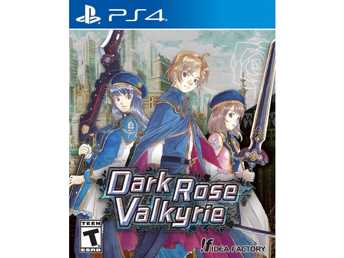 PS4 Dark Rose Valkyrie